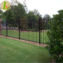 Various Types Of Aluminium Spear Top Wall Fence