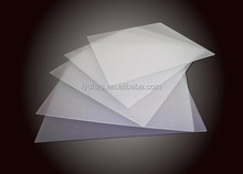 Opal/white/black/ milky white color casting/extruded acrylic sheet