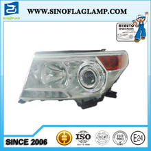 HOT SALE HID LED HEAD LIGHT FOR TOYOTA LAND CRUISER FJ200 2008-2014 5700