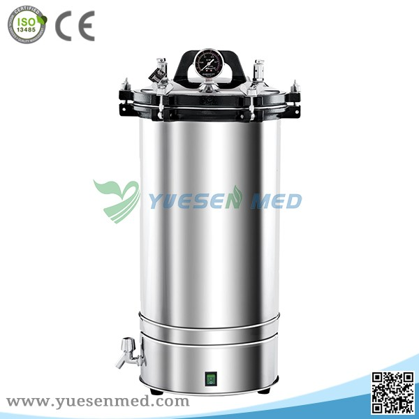 YSMJ-01 Cheapest & hottest 18L 24L medical equipment portable autoclave sterilizer
