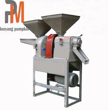 High efficiency rice milling machine automatichome rice mill paddy separator for sale