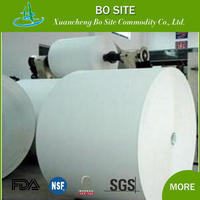 high quality pe coated paper cup paper in roll