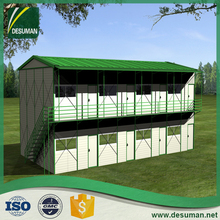DESUMAN factory supplies beauty appearance prefab house