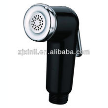 High Quality ABS Plastic Toilet Shattaf for Bidet, Black Color Sprayer, Best Sell Item