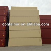 New 40ft HC Shipping Container