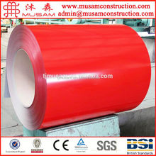 Pre-painted galvanized steel sheet in coil PPGI coil with high quality