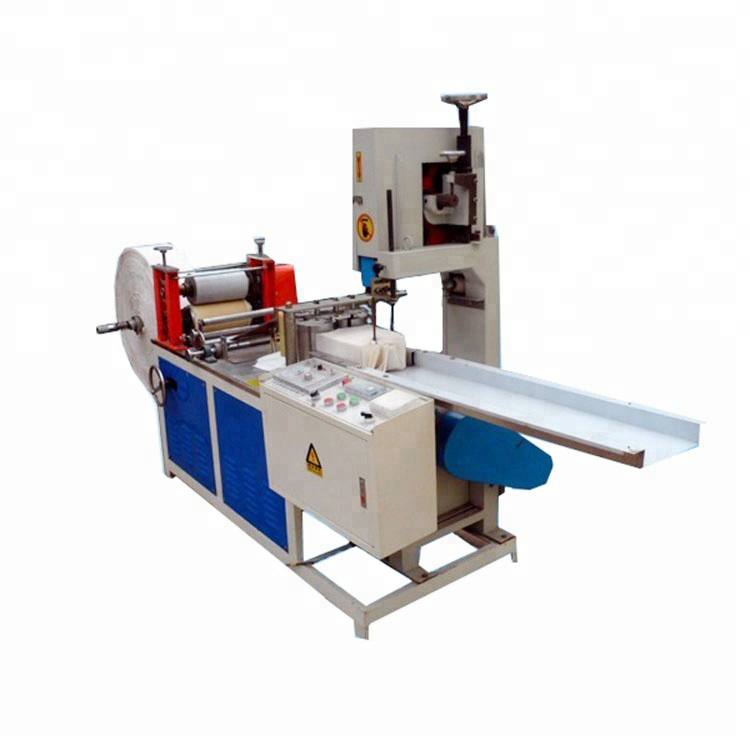 Automatic <strong>Z</strong> Fold Napkin Folding Paper Machine