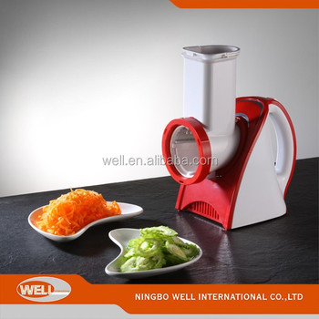 Electric Plastic Kitchen Chopped Salad Maker & Salad maker machine