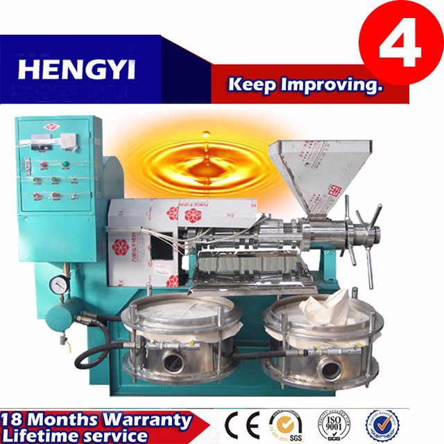 Top brand hengyi olive oil press machine/palm kernel oil mill machine
