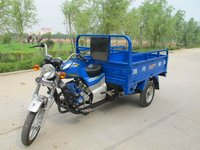 strong and powerful motorized tricycle for cargo - HZ150CC