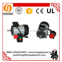 Hot Sale Cheap Assemble 1 Phase Electric Motor With Cast Iron Housing