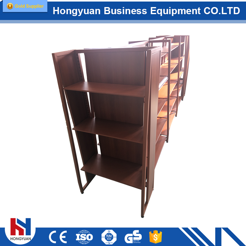 Superior wooden clothes and fruit vegetable display rack