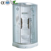 steam shower rooms with seat