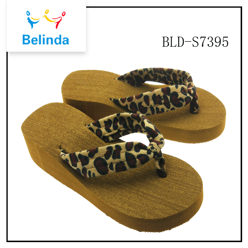 2016 new desgin summer beach wear sandals eva chappal for ladies