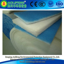 G4 material pre filter air filter for spray booth