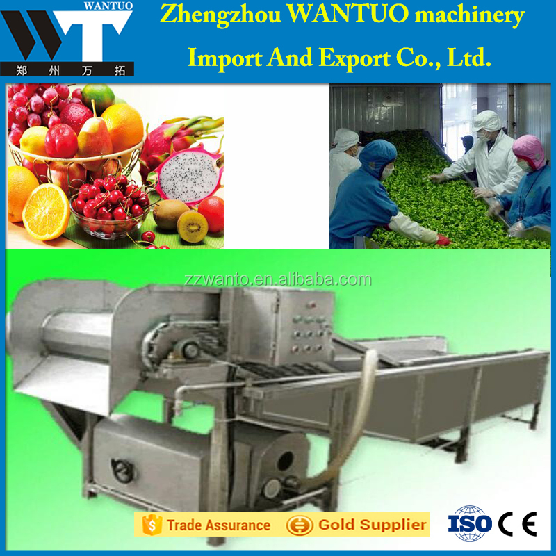 Chinese Quality cheap simple structure Vegetable Washing machine