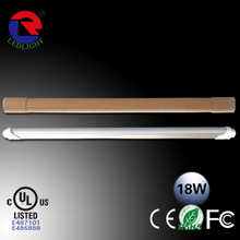 professional suppliers t8 led reb tube 18w 1200mm