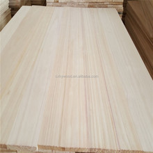 Paulownia Wood Cheap Wooden Fence Panels Paulownia Lumber Price