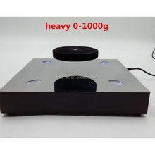 magnetic floating levitating advertising display 0-2KG