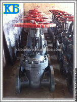Gost gate valve(Flanged,PY63,Cast steel) made in China alilbaba in russian