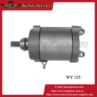 KINGMOTO 20151023 motorcycle engine start motor WY125 150cc Parts scooter mini bike motor