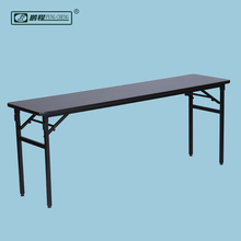 New Easy to Use Wooden Desktop Outdoor Foldable Banquet Table