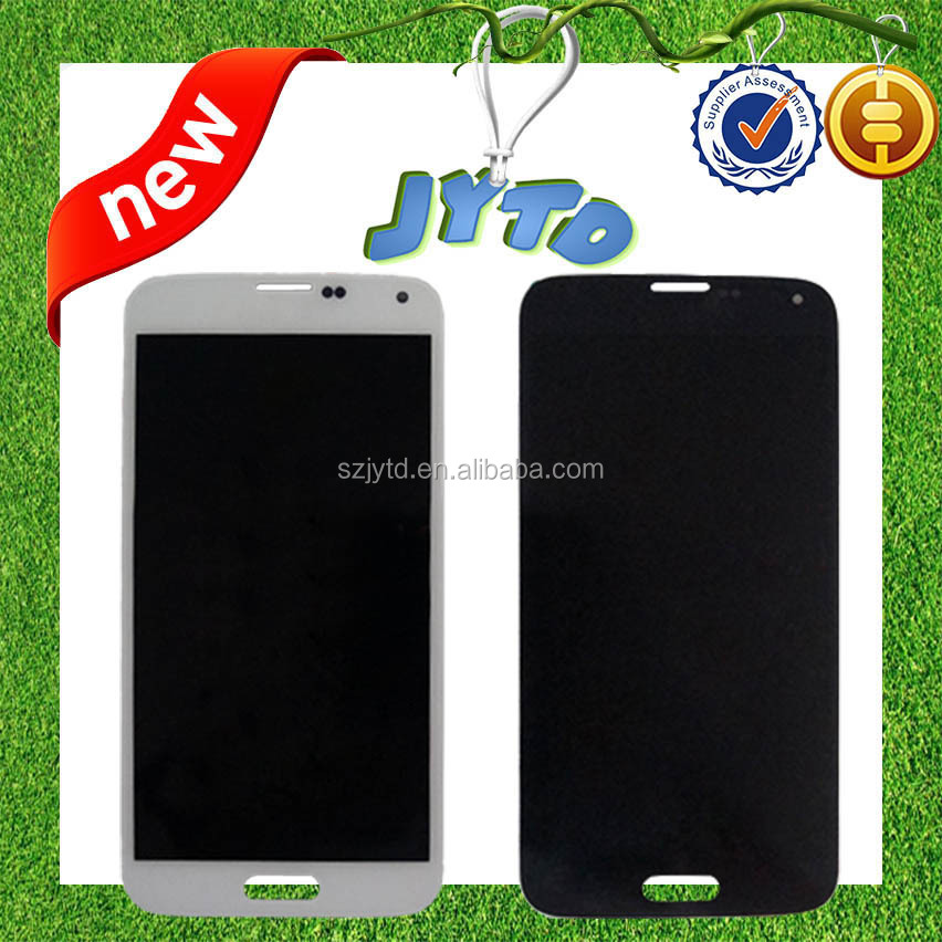 wholesale price for samsung mobile s5 lcd