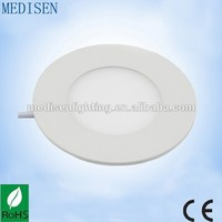 85-265v super thin led panel light 3w 6w 9w 12w 15w 18w 24w