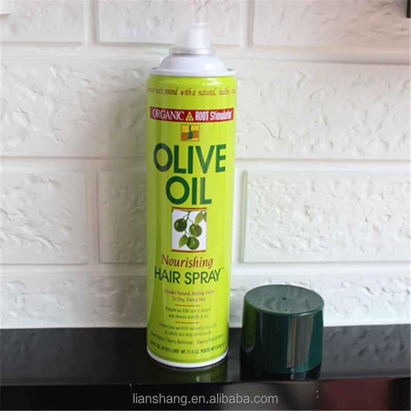 Olive Oil Hair Spray Olive Oil Nourishing hair Spray Repairing The Damaged Hair 472ml