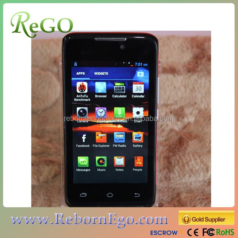 low end phone 4.0 Inch smart Phone