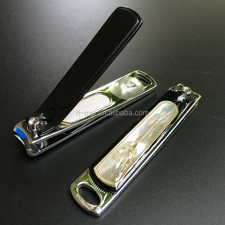 Omuda Top Quality Luxury Sharpest Manicure Nail Clipper