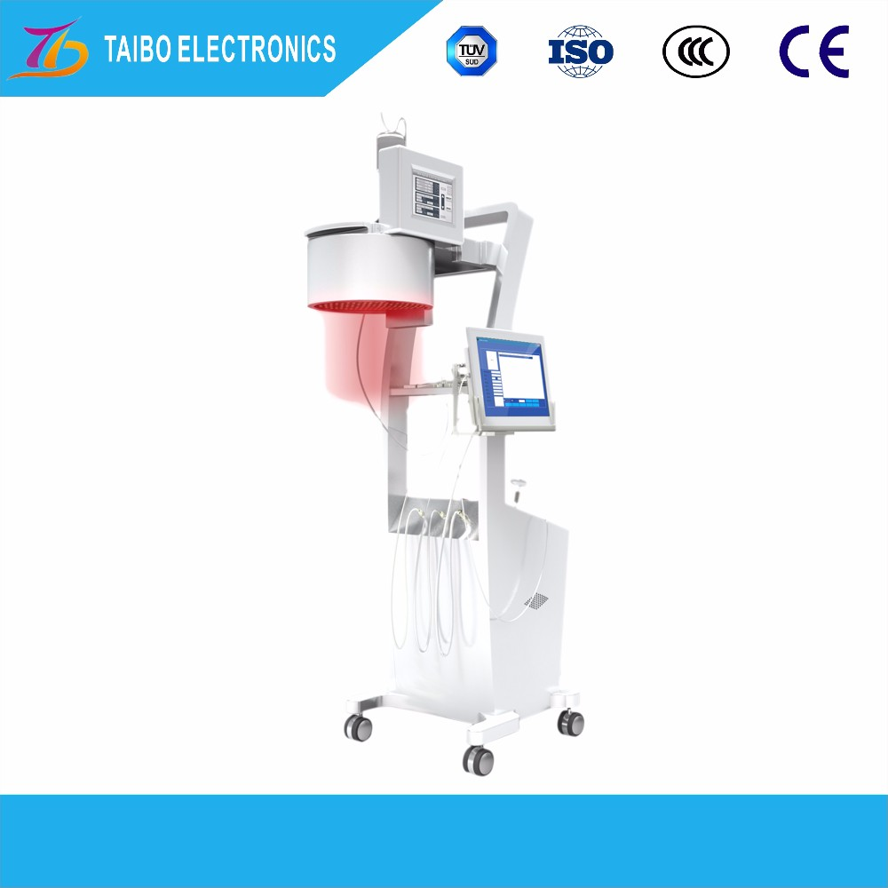 Trending products 2017 diode laser hair regrowth Hair Machine/Anti hair loss product