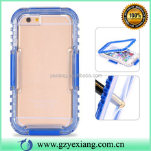 Hot Selling Full Protector Cell Phone Case For Iphone 6 Waterproof Case