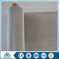 Easy To Use 200 Mesh Stainless Steel Screen Wire Filtering Mesh