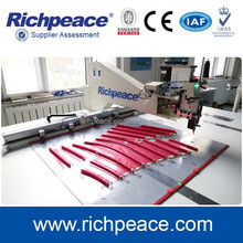 Richpeace computerized full-automatic template sewing machine