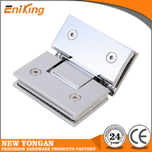 factory supply stainless steel hydraulic hinges for glass door