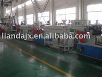 PET packing strap making line/belt production line/recycling line