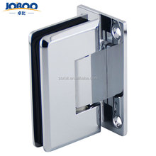Guangdong supplier shower room glass door custom bevel edge square metal clamps