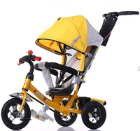 4 IN 1 Baby stroller baby pram tricycle, baby carrier tricycle, Cheap baby stroller tricycle china