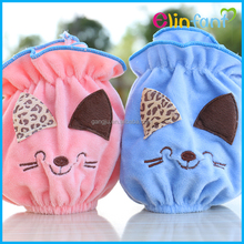 Elinfant lovely mini animal cotton baby oversleeve wholesale