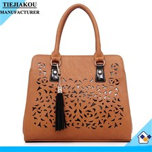 Latest Design 2015 Fashion Handbag the leather bag women's large stylish designer fashion top