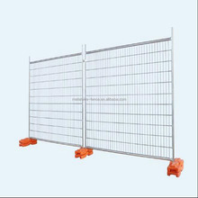 High quality construction fence panels hot sale/temporary metal fence panels