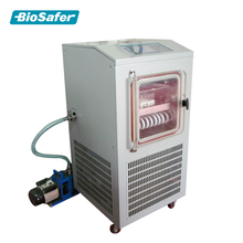 Competitive china made Biosafer-10E Lab Lyophilizer / Vacuum Freeze Dryer for biology and pharma