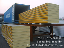 PU sandwich panel good quality and fast installation