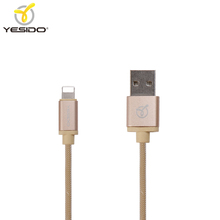2017 china supplier high quality for iphone cable micro usb charger braided