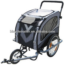 pet bicycle trailer dog bike trailer