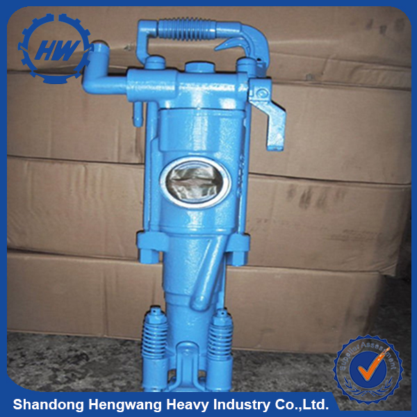 Chinese factory direct sale handheld pneumatic rock drill