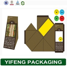 Yifeng Packaging Box Food Cake Boxes Sandwiches Boxes Food Packaging