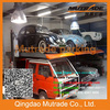 China Mutrade Cyrus Zhang Qingdao Two Levels 2 Posts Vertical Parking System