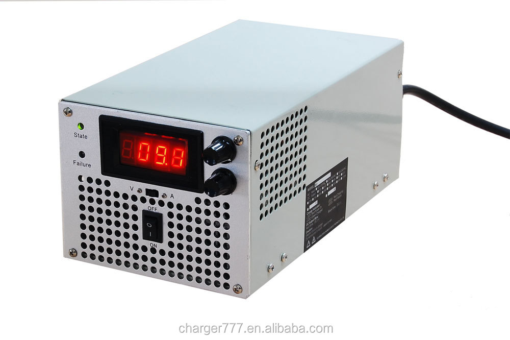 high power ac 220v dc 48v 20a lead acid battery charger 48v